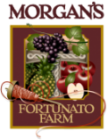 Morgan's Fortunato Farm Logo